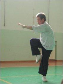 Il M° Wang Fu Lai